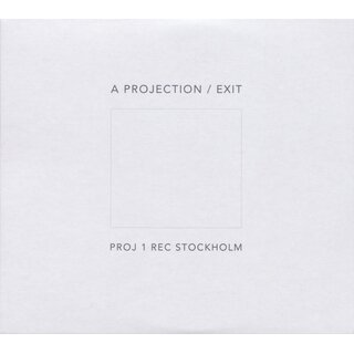 A Projection - Exit (CD)