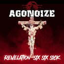 Agonoize - Revelation Six Six Sick (CD)