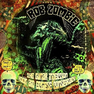 Rob Zombie - The Lunar Injection Kool Aid Eclipse Conspiracy (CD)