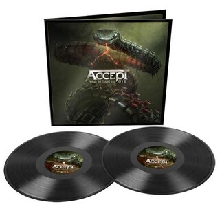 Accept - Too Mean To Die (Vinyl)