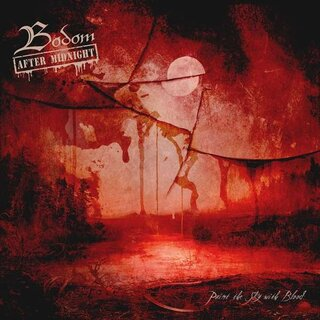 Bodom After Midnight - Paint The Sky With Blood (Vinyl)