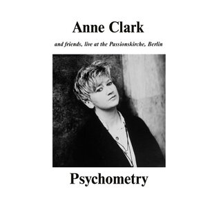Anne Clark - Psychometry (2LP)