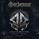 One Desire - One Night Only-Live in Helsinki (CD + DVD)