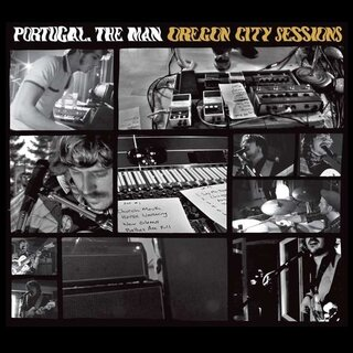 Portugal.The Man - Oregon City Sessions (CD)