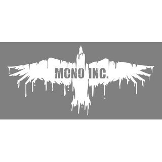 MONO INC. Car Sticker