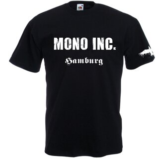 T-Shirt MONO INC. Hamburg