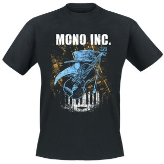 T-Shirt MONO INC. Welcome To Heaven