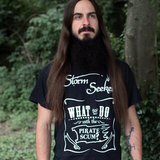 T-Shirt Storm Seeker - Pirate Scum