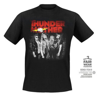 T-Shirt Thundermother Retro
