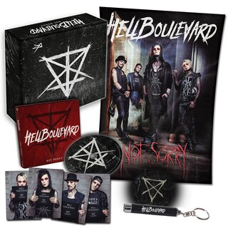 Hell Boulevard - Not Sorry (Limiterte Fanbox) (CD)